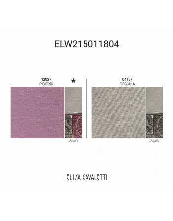 T-SHIRT EC SCULPT RICORDI Elisa Cavaletti ELW215011804RI