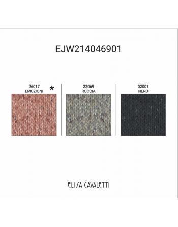 VESTE LONGUE MAILLES EMOZIONE Elisa Cavaletti EJW214046901EM