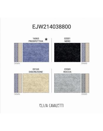 PULL RAYE LUREX PROSPETTIVA Elisa Cavaletti EJW214038800PR
