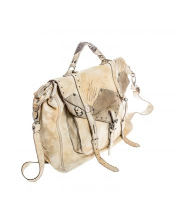 CARTABLE SAC PAPIRO BEIGE
