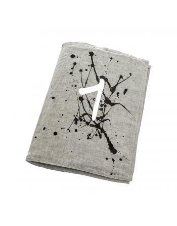 CAHIER CARRE NUMERI NUMBERS ONE