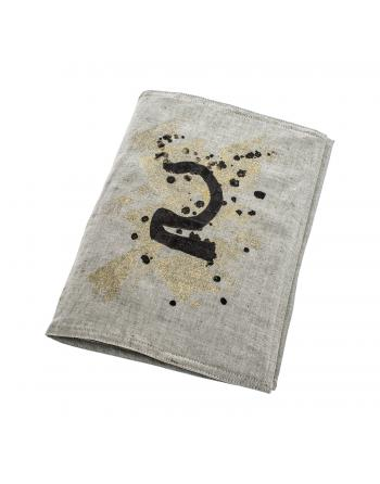 CAHIER CARRE NUMERI NUMBERS TWO
