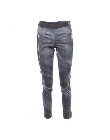 LEGGINGS DENIM NERO Elisa Cavaletti EJW196001903