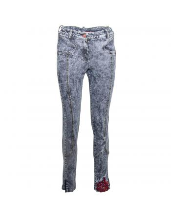 JEANS PANTALON DENIM BRODE...