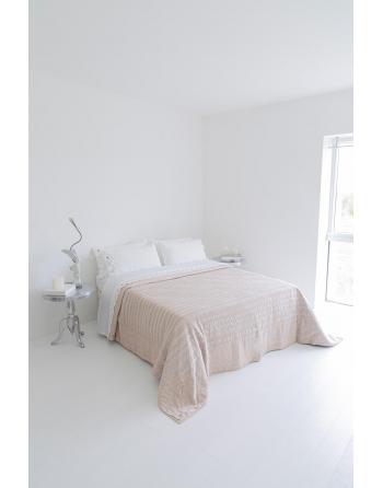COUVRE LIT CORNICE ROMA 270x270 Arte Pura ITAP2867435