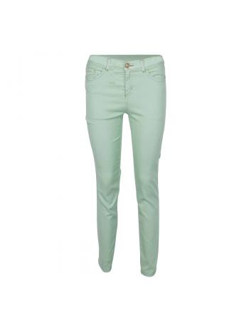 PANTALON PUSH UP VERDE Elisa Cavaletti EJP206074802