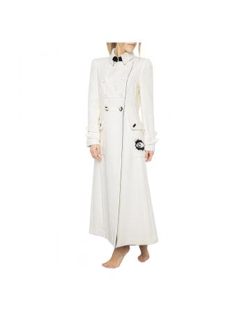 MANTEAU LONG OFFICIER CUCCIOLO  Armadio TAW178001910