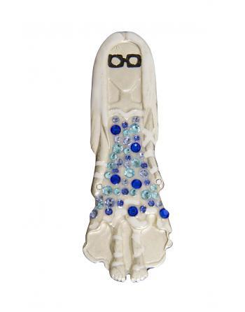 COLLIER STRASS BLUE DANY Elisa Cavaletti DD0110101D021