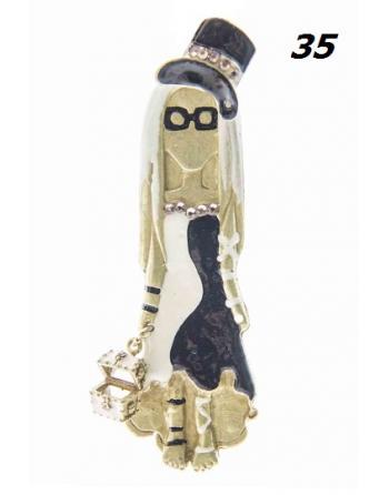 COLLIER BAG ORO DANY Elisa Cavaletti DD0110101D035