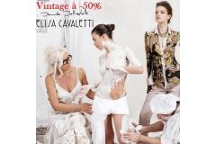 """Elisa Cavaletti, Le """"Vintage"""" sur italian-chic"""