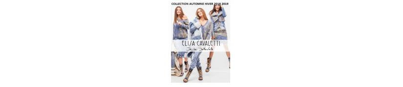 Pantalons Collection Automne hiver 2018 2019 ELISA CAVALETTI