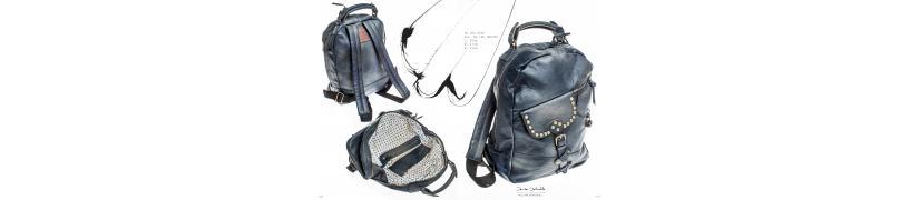 le sac à dos maroquinerie pell'ami Daniela Dallavalle