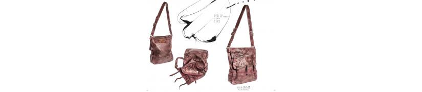 les pochettes maroquinerie pell'ami Daniela Dallavalle