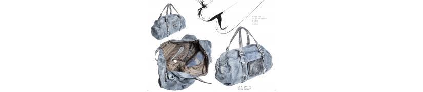 les sacs de voyage maroquinerie pell'ami Daniela Dallavalle