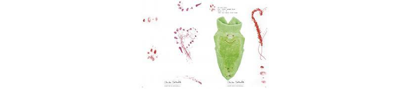 Les Manteaux pour chiens Zamp'Arte Daniela Dallavalle