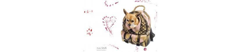 sac transport pour animaux de compagnie Zamp'Arte Daniela Dallavalle