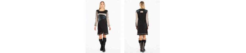 Elisa Cavaletti robes collection Automne Hiver 2021 2022