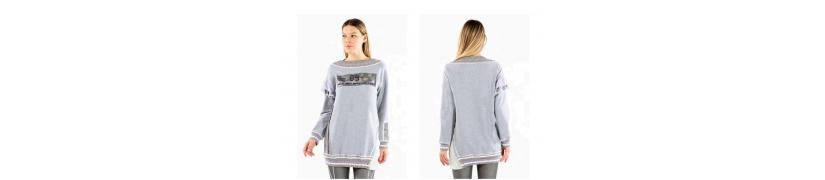 Elisa Cavaletti sweatshirt collection Automne Hiver 2021 2022