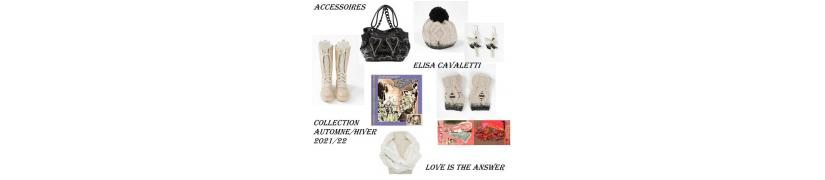 Elisa Cavaletti accessoires collection Automne Hiver 2021 2022