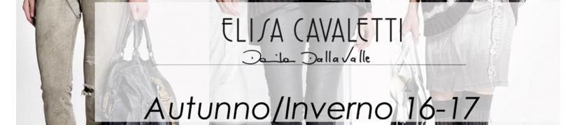 Elisa Cavaletti Collection Automne hiver 2016-2017