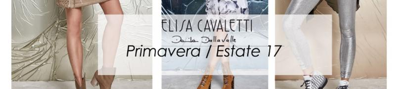 Collection Elisa Cavaletti Printemps été 2017
